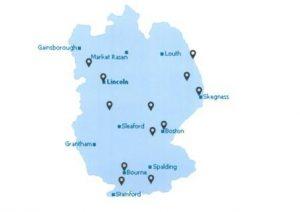 Respite Providers Map